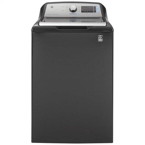 GE® 5.2 cu. ft. Capacity Smart Washer with SmartDispense