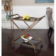 Zafina Bar Cart