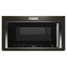 1000-Watt Convection Microwave Hood Combination - Stainless Steel with PrintShield™ Finish