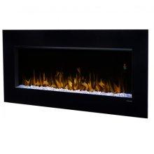 Nicole Linear Electric Fireplace