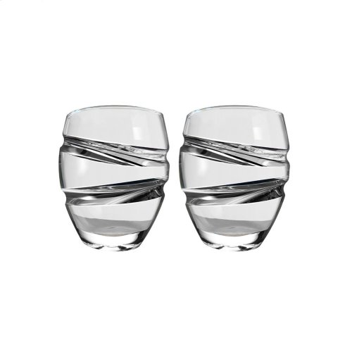 Epicureanist Helix Spinning Wine Glass