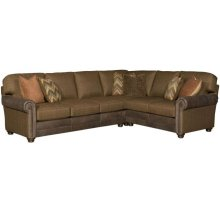 WINSTON LAF ONE ARM SOFA, WINSTON CORNER CHAIR, WINSTON RAF ONE ARM LOVESEAT