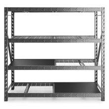 """Rack Shelf Liner 2-pack for 24"""" D Shelves"""
