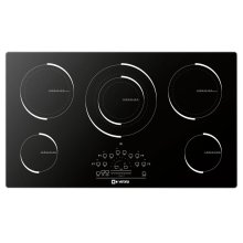 """Black Glass 36"""" 5 - Element Electric Induction - Coming Soon !!"""