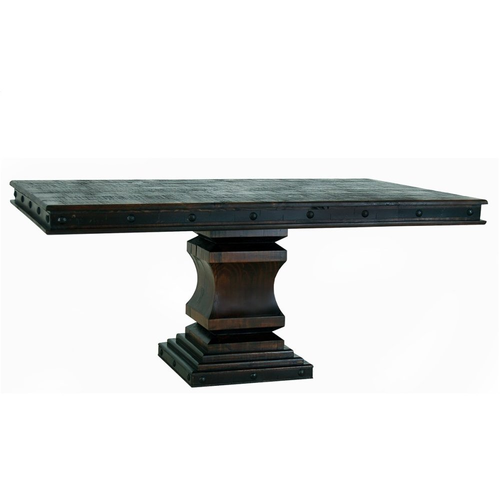 Gran Hacienda Pedestal Table