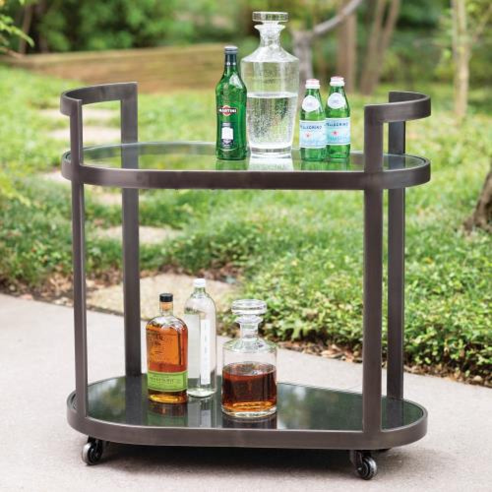 Regan Bar-Antique Gunmetal