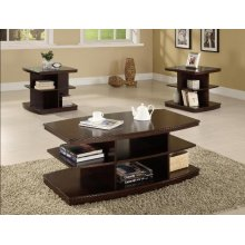 Ella Coffee Table W/caster