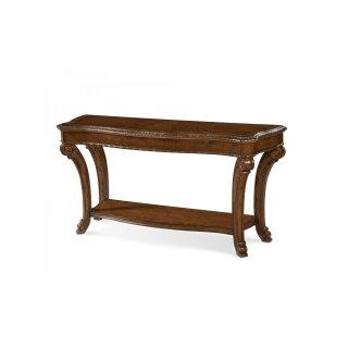 Old World Sofa Table