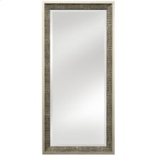 Framed Mirror  30in X 64in