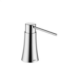 Chrome Soap Dispenser KWC Zoe Product Image