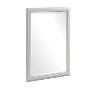 "Charlottesville 24"" Mirror - Polar White Product Image"