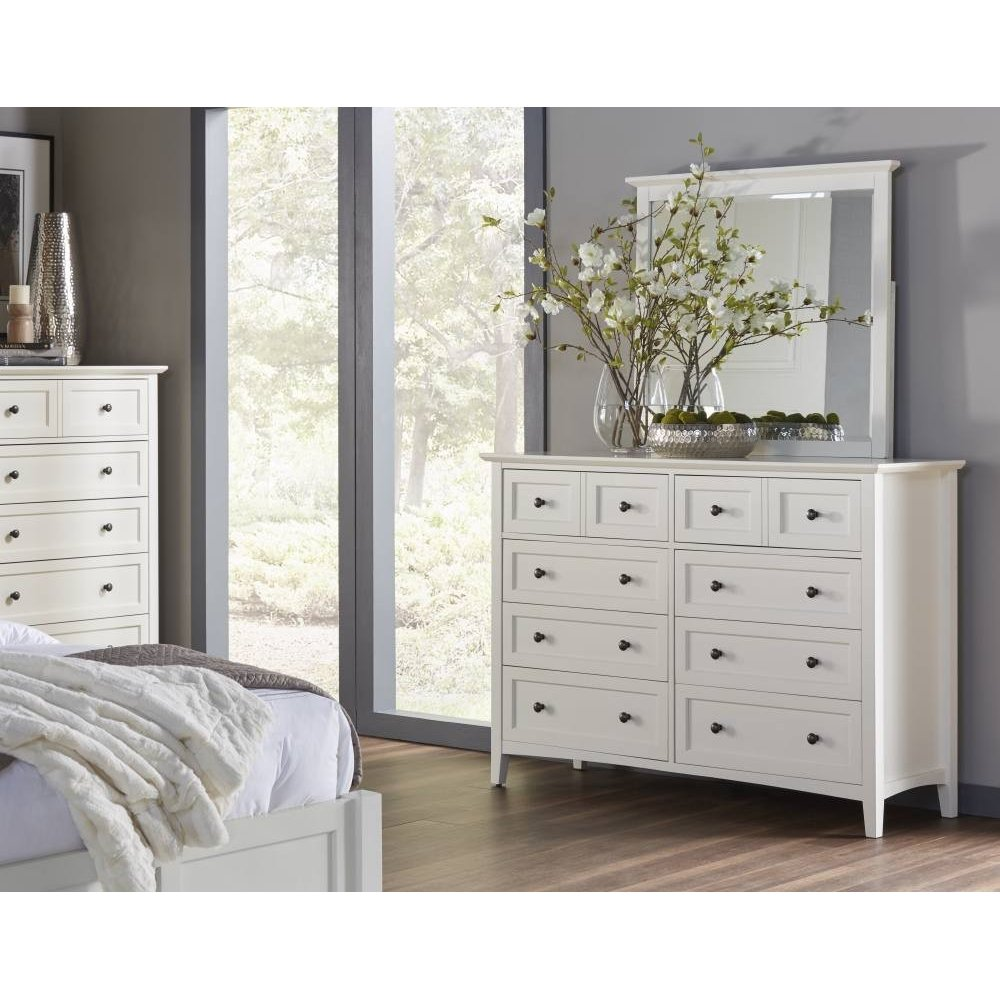 Paragon Dresser with Black Finish