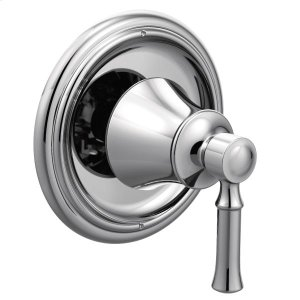 Dartmoor chrome transfer valve trim Product Image