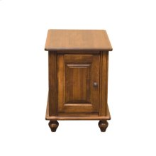 Wrightsville Chairside Door Chest