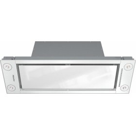 DA 2690 AM Insert ventilation hood with energy-efficient LED lighting and backlit controls for easy use.
