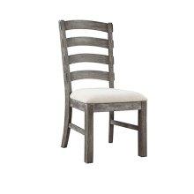 Paladin - Side Chair Slat Back Upholstered Seat (Set of 2)