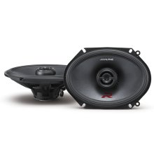"R-Series 6""x8"" Coaxial 2-Way Speakers"