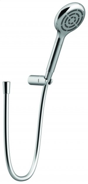 BATH TUB KIT HAND SHOWER PEARL 110 UNO CHROME Product Image