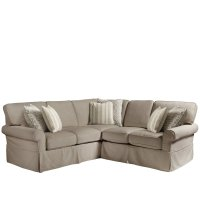 Ventura Left Arm Loveseat Sectional Product Image