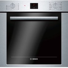 "500 Series 24"", Single Wall Oven, SS, EU Convection, Knob Control, DualClean"
