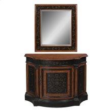 Cabinet Mirror Set