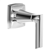 "Pyke 3/4"" Wall Valve - Polished Chrome"