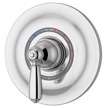 Symmons Allura® Valve and Trim - Polished Chrome