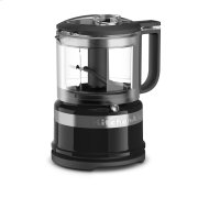 3.5 Cup Food Chopper - Onyx Black Product Image