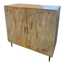 Bengal Manor Distressed Cabinet