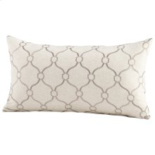 Linked Love Pillow