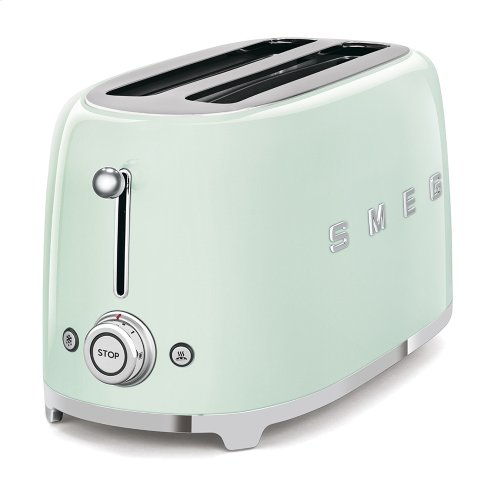 4x2 Slice Toaster, Pastel green