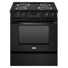 30-inch Self-Cleaning Slide-In Electric Range