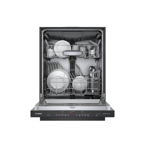 500 Series Dishwasher 24'' Black SHP865ZD6N