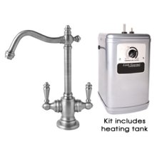 "The ""Little Gourmet""® Instant HOT and COLD Water Dispenser Kits"