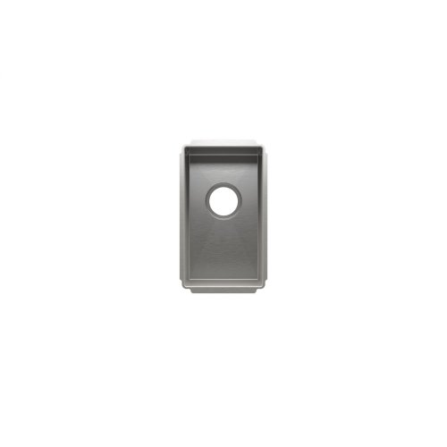 """J7® 003903 - undermount stainless steel Kitchen sink , 9"""" × 16"""" × 8"""""""