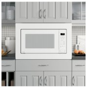 GE Profile™ 2.2 Cu. Ft. Built-In Sensor Microwave Oven Product Image