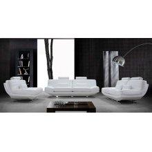 Divani Casa Viper - Contemporary Leather Sofa Set