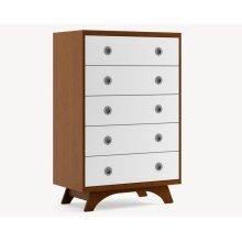 Melon 5 Drawer Dresser