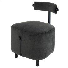 Loop Dining Chair  Pewter