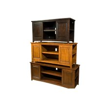 "TV Console 60"" Brown"