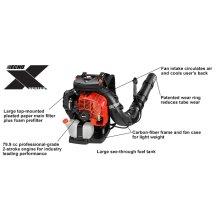 PB-8010 Backpack Leaf Blower with Tube Throttle ECHO X Series