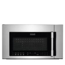 Frigidaire Professional 1.8 Cu. Ft. 2-In-1 Over-The-Range Convection Microwave *Floor Model*