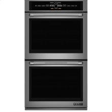 "30"" Double Wall Oven with V2™ Vertical Dual-Fan Convection System, Pro-Style® Stainless Handle"