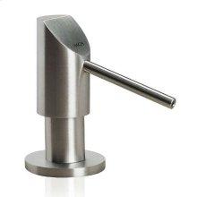 Built-in soap dispenser