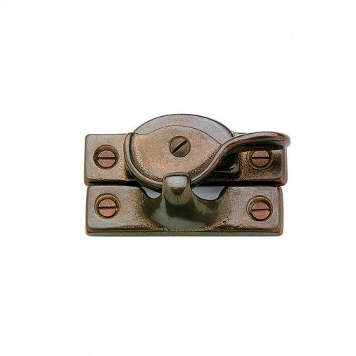 Double Hung Sash Lock - SL100 Silicon Bronze Brushed