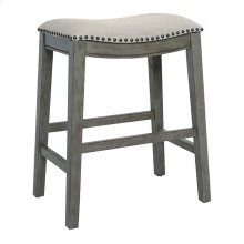 Saddle Stool 24""