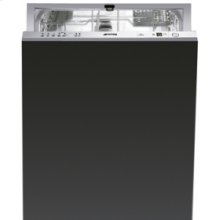 """18"""" Fully Integrated, Panel-ready Dishwasher"""