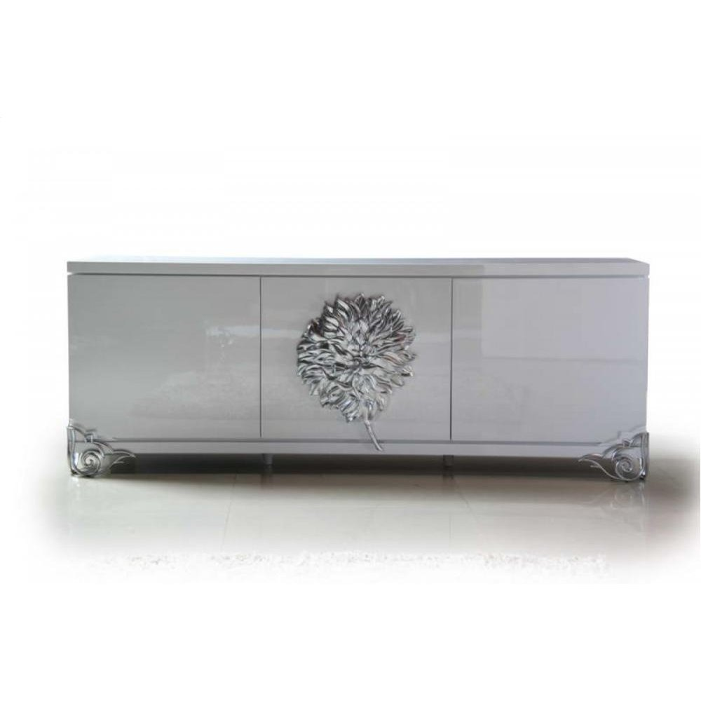 Versus Emma - White Lacquer Modern Buffet