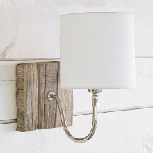 Bent Arm Pinup Sconce