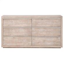 Steele 6-Drawer Dresser